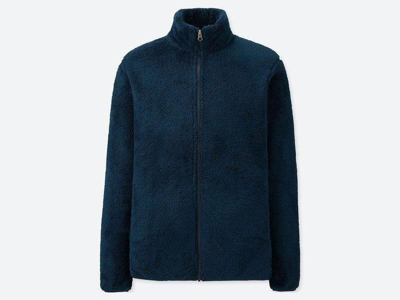 ユニクロのファーリーフリースフルジップジャケットは正直どうなのか!?