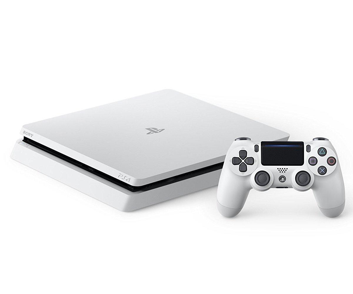 PS4グレイシャーホワイト