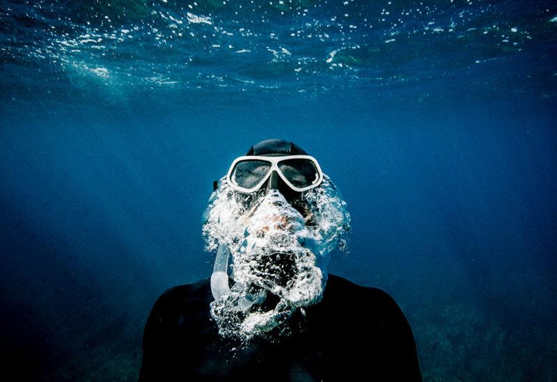 腕時計を水に沈めてみた防水実験