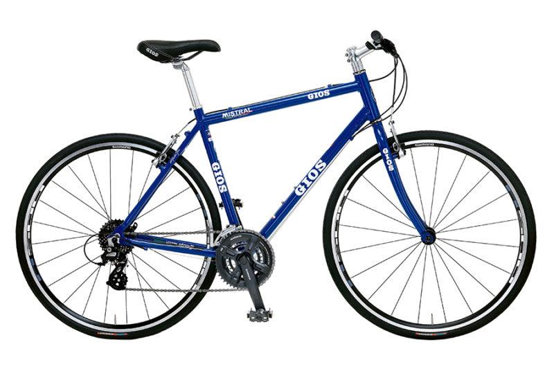 GIOSのミストラル クロスバイク