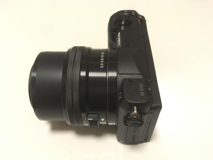 ソニーのミラーレス一眼カメラα5100