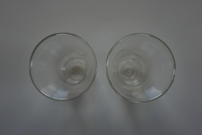 ボダムのダブルウォールグラスの残念ポイント