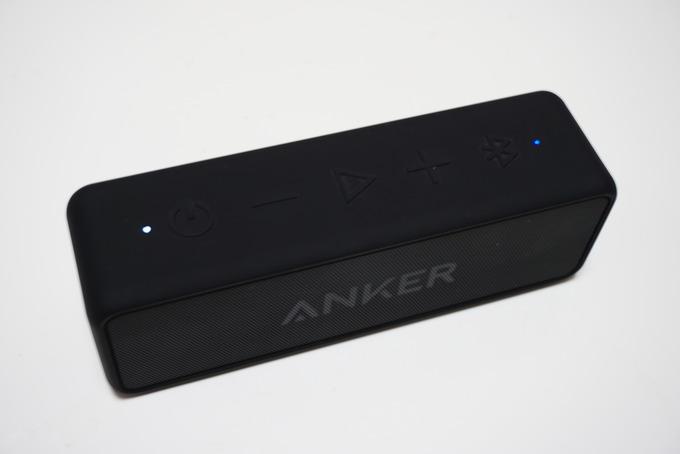 ankerのワイヤレススピーカーサウンドコア2を口コミレビュー
