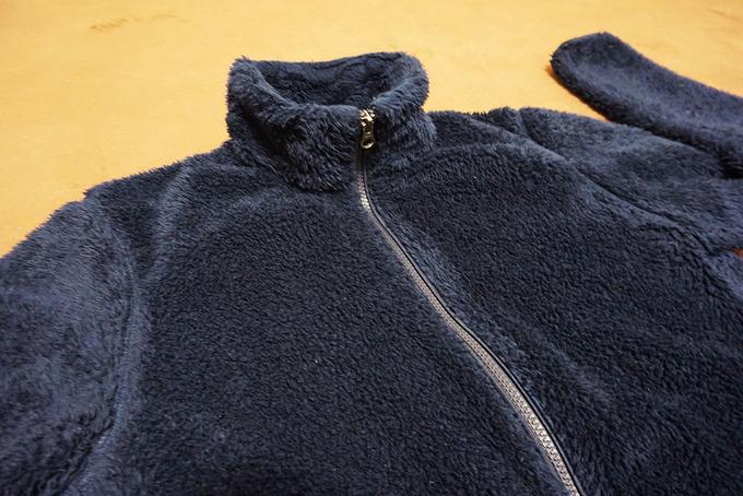 ユニクロのファーリーフリースフルジップジャケットをレビュー