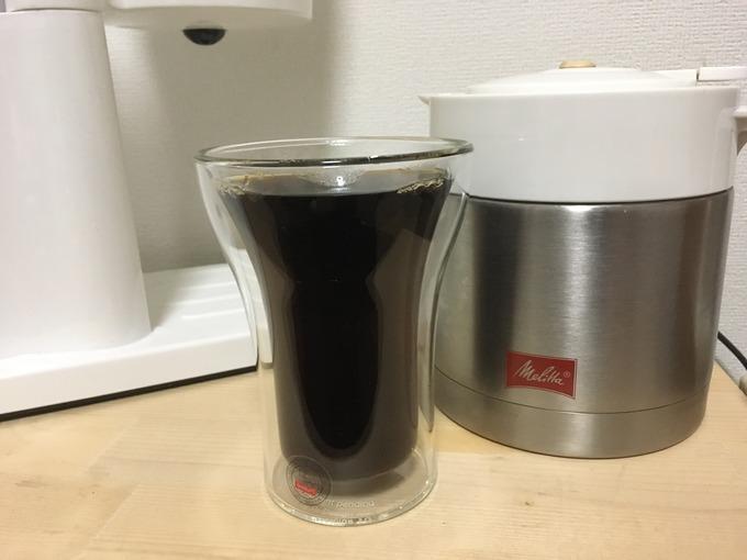 メリタのコーヒーメーカーオルフィ