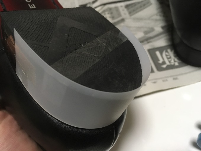 靴底 修理 補修の方法