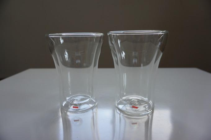 ボダムのダブルウォールグラスを10年使った